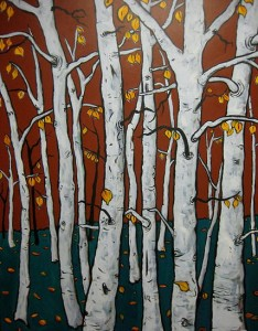 White Forest (sold)